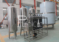 Mineral Drinking / Drinkable Water UF / Hollow Fibre Ultra Filter Equipment / Plant / Machine / System / Line